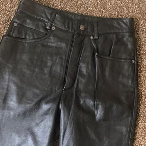 Size 6 womens Maxima Wilson's Leather Boot Pants